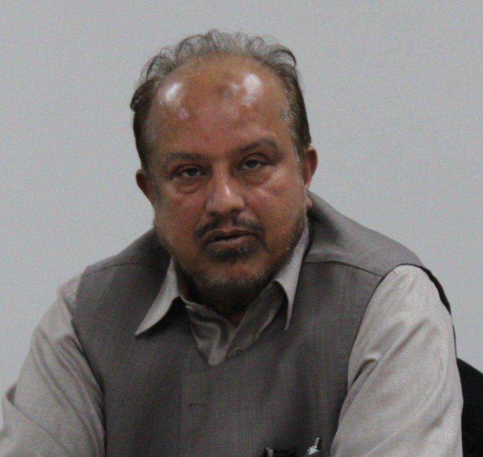 Dr Khurram Bashir